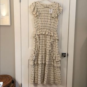 Love Shack Fancy Selina Dress